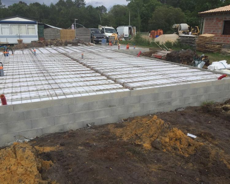 Construction individuelle 140m2 plein pied salaune dsj for Construction individuelle